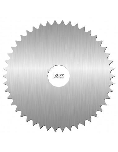 Plato de Cadena NG AKZ339 39 Dientes 1/2'' Paso 415 4mm Pit Bike 3 aguj.